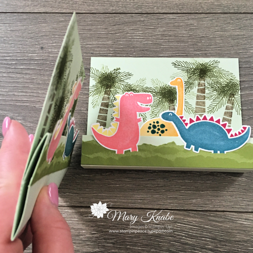 Dino Days Stamp Set & Dino Dies by Stampin' Up!