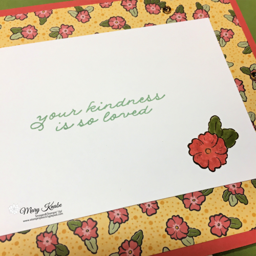 Ornate Garden Suite by Stampin' Up!