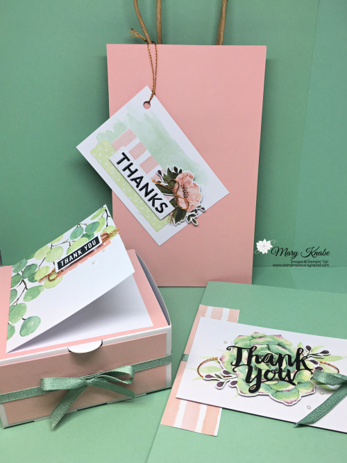 Notes of Kindness All Inclusive Card Kit by Stampin' Up!
