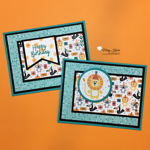 Bonanza Buddies Suite by Stampin' Up!