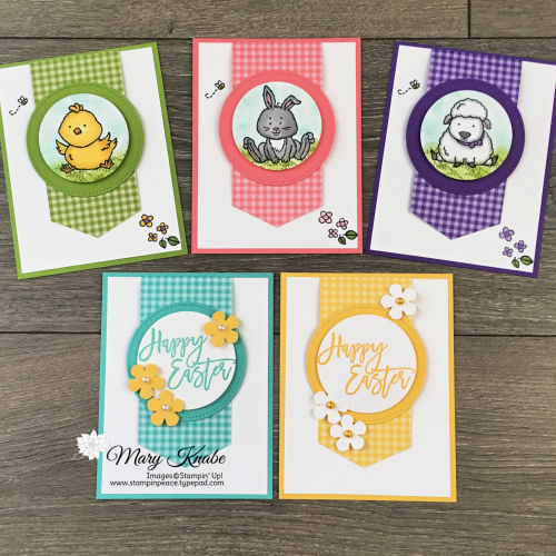 Welcome Easter Stamp Set by Stampin' Up!