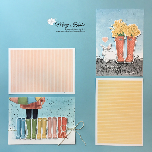 "March ""No Matter the Weather"" Paper Pumpkin Kit by Stampin' Up!"