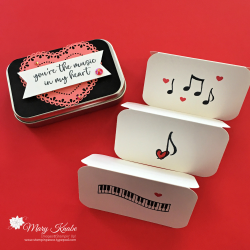Music From The Heart Stamp Set by Stampin' Up!