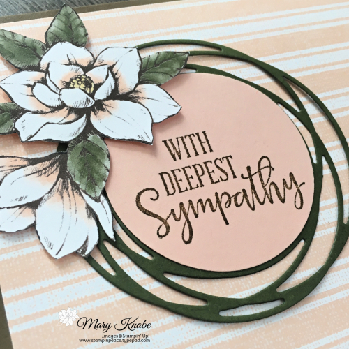 Peaceful Moments Stamp Set & Magnolia Designer Series Paper by Stampin' Up!