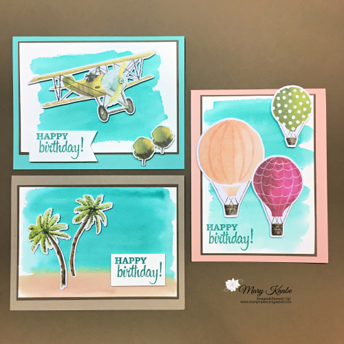Looking Up All Inclusive Card Kit by Stampin' Up!