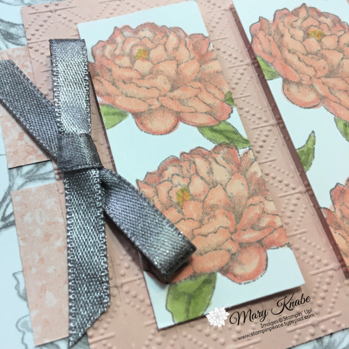 Prized Peony Stamp Set & Peony Garden Designer Series Paper by Stampin' Up!