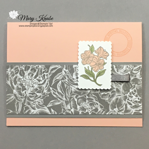 Posted for You Bundle & Peony Garden Designer Series Paper by Stampin' Up!