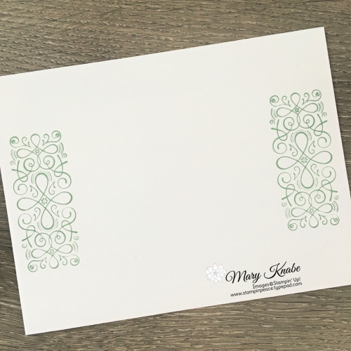 Ornate Style Stamp Set by Stampin' Up!