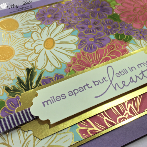 Ornate Garden Specialty Designer Series Paper, Lovely You Stamp Set, & Lovely Labels Pick A Punch by Stampin' Up!