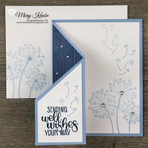 Dandelion Wishes Stamp Sets by Stampin' Up!