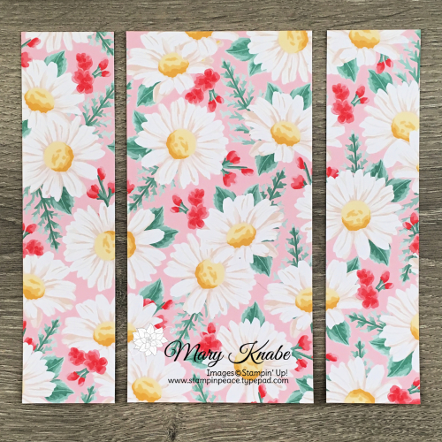 "Flowers for Every Season 6"" x 6"" Designer Series Paper One Sheet Wonder"