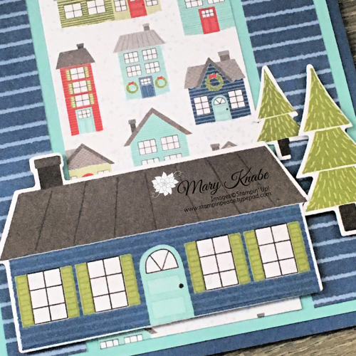 Trimming the Town Suite by Stampin' Up!