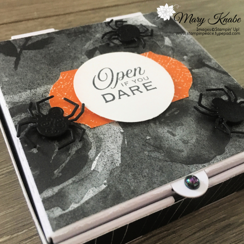 Hallow's Night Magic Stamp Set & Little Treats Bundle by Stampin' Up!