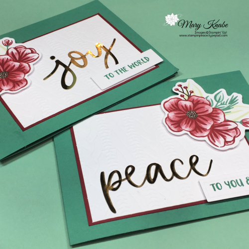 Joy to the World October 2020 Paper Pumpkin Kit by Stampin' Up!