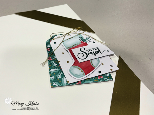Tag Buffet Project Kit by Stampin' Up!