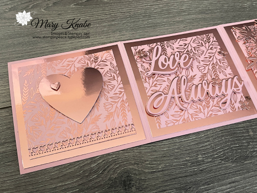 Love You Always Suite by Stampin' Up!