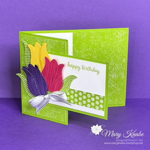 Timeless Tulips Stamp Set & Tulip Builder Punch