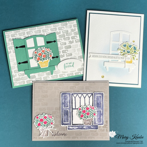 Welcoming Window Bundle by Stampin' Up!