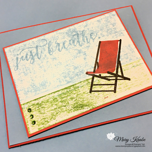 Colorful Seasons Stamp Set by Stampin' Up!