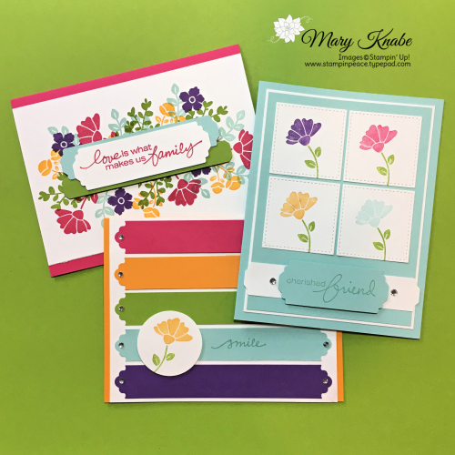 Lovely You Stamp Set & Lovely Label Pick A Punch by Stampin' Up!