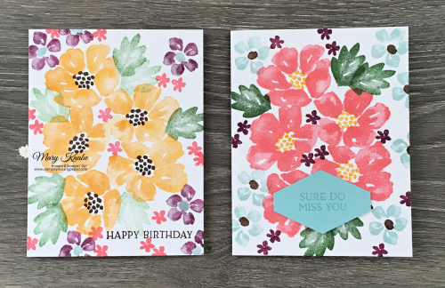 Blossoms in Bloom Stamp Set by Stampin' Up!