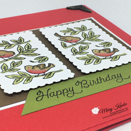 Posted for You Stamp Set & Rectangular Postage Stamp Punch by Stampin' Up!
