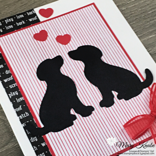 Playful Pets Designer Series Paper & Dog Builder Punch by Stampin' Up!