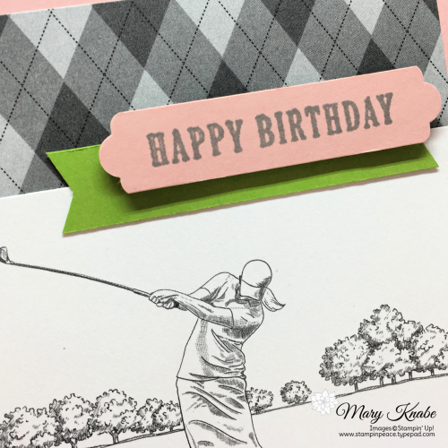 Clubhouse Bundle & Country Club Designer Series Paper