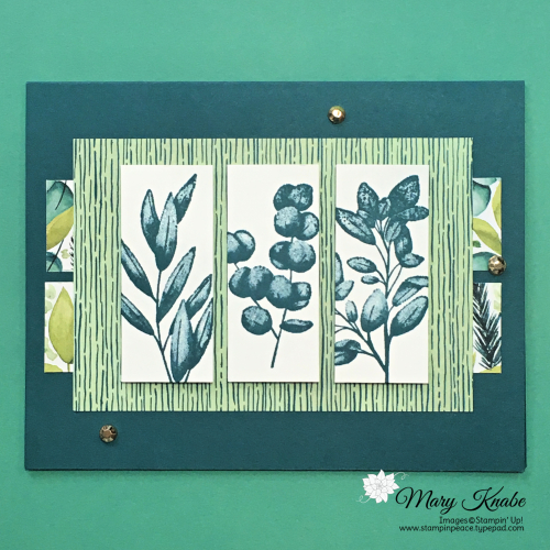 Forever Fern Stamp Set & Forever Greenery Designer Series Paper by Stampin' Up!