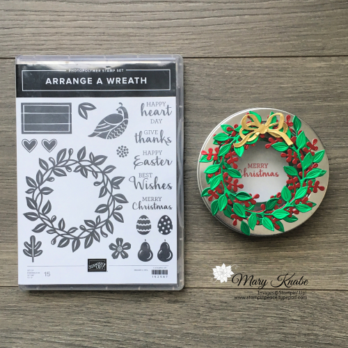 Arrange A Wreath Bundle by Stampin' Up!