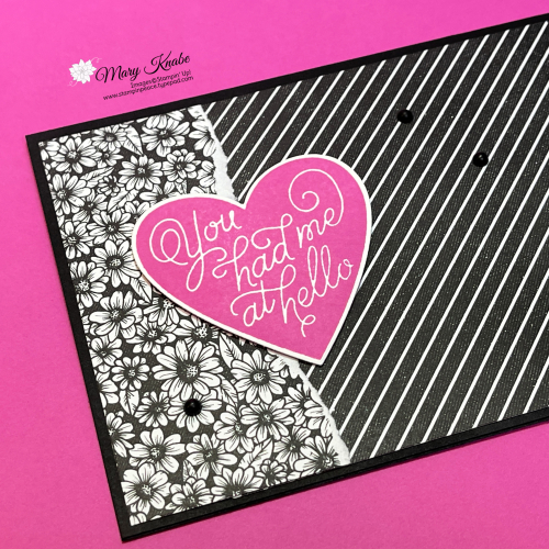 True Love Designer Series Paper by Stampin' Up!
