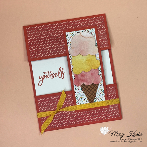Ice Cream Corner Suite by Stampin' Up!