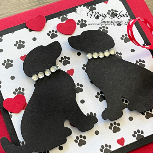 Playful Pets Suite & Dog Punch by Stampin' Up!
