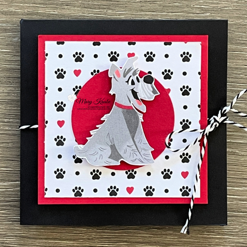 Playful Pets Suite by Stampin' Up!