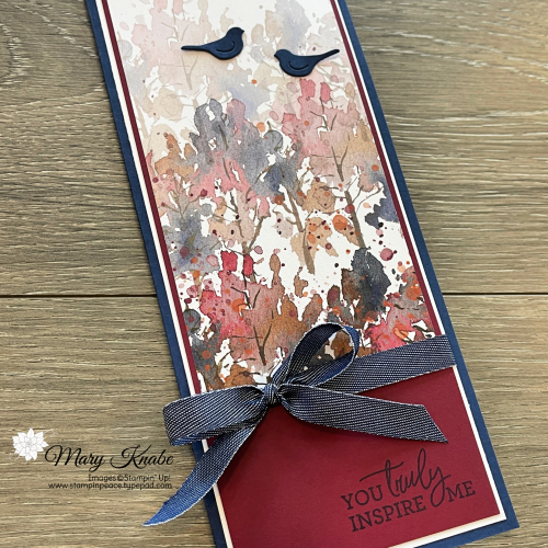 Beauty of the Earth Suite by Stampin' Up!