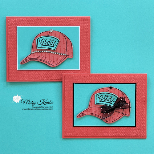 Hats Off Bundle by Stampin' Up!