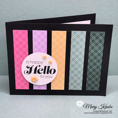 Sunny Sentiments Stamp Set & 2021-2023 In Colors by Stampin' Up!