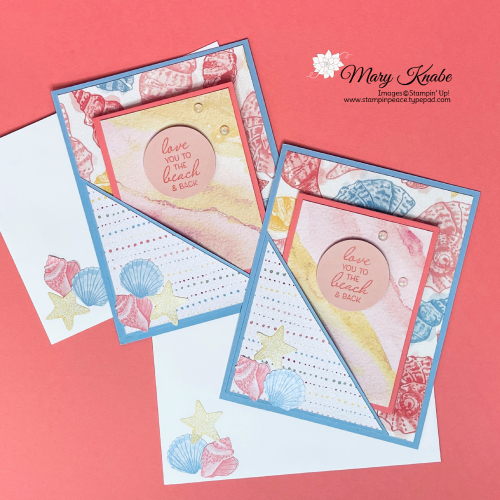 Sand & Sea Suite by Stampin' Up!