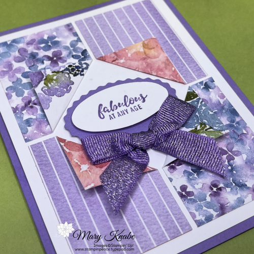 Hydrangea Hill Suite & Itty Bitty Greetings Stamp Set by Stampin' Up!