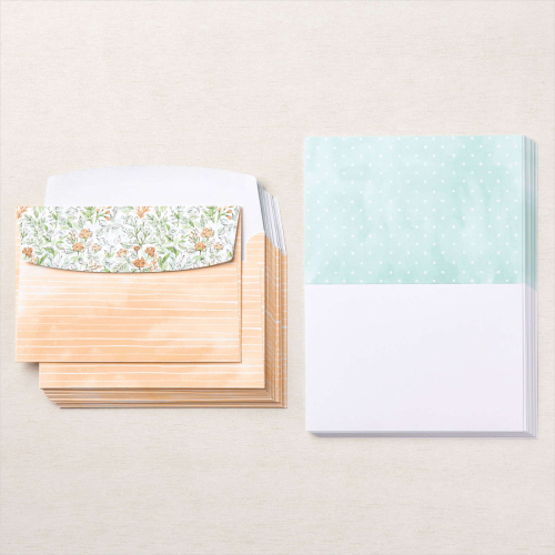 Hand-Penned Memories & More Cards & Envelopes by Stampin' Up!