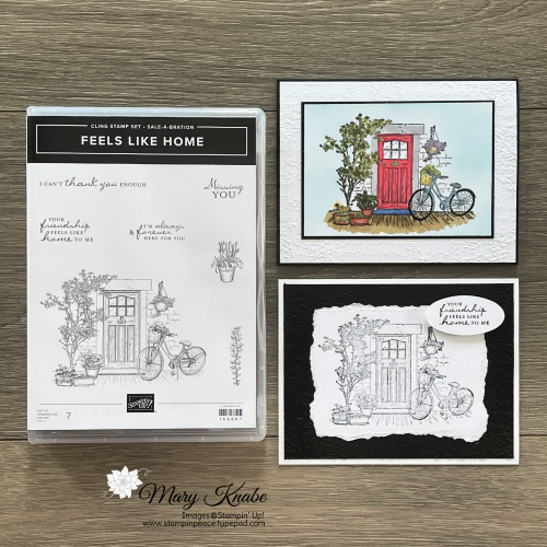 Feels Like Home Stamp Set by Stampin' Up!