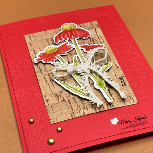 Nature's Harvest Bundle by Stampin' Up!