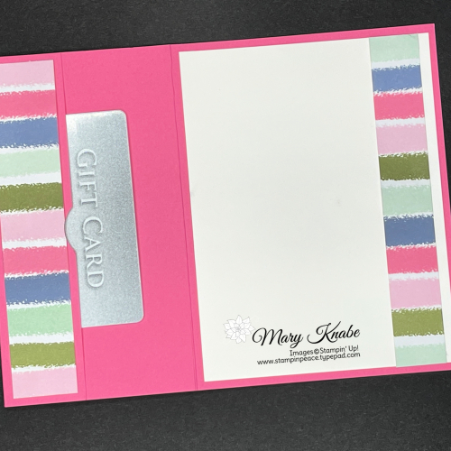 Stampin' Up! Delivering Cheer Stamp Set - Mary Knabe (4)