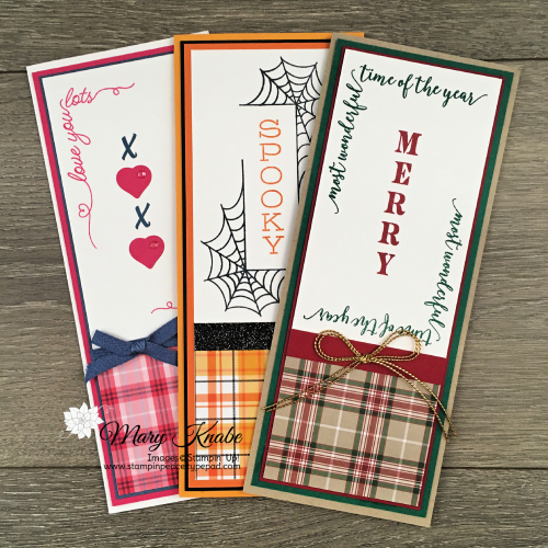 Festive Corner Stamp Set by Stampin' Up!