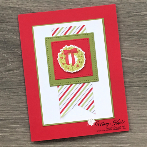 Snow Wonder Stamp Set & Heartwarming Hugs Designer Series Paper by Stampin' Up!