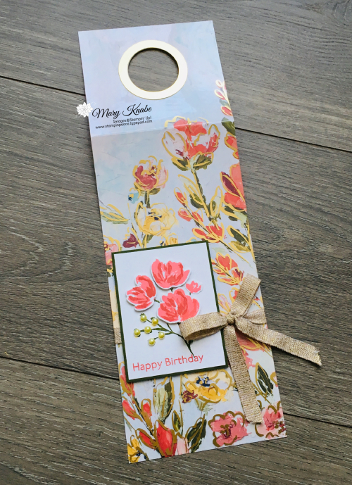 Fine Art Floral Suite by Stampin' Up!