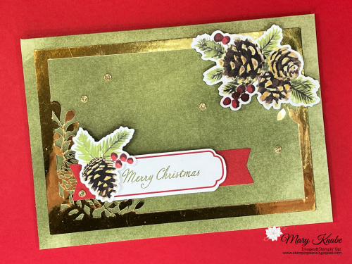 Joy of Sharing All Inclusive Kit by Stampin' Up!