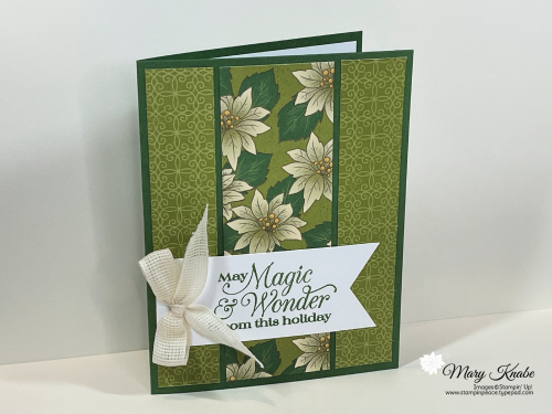 Poinsettia Place Suite by Stampin' Up!