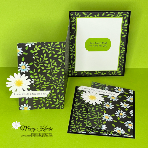 Wonderful As You Stamp Set & Flower & Field Designer Series Paper by Stampin' Up!