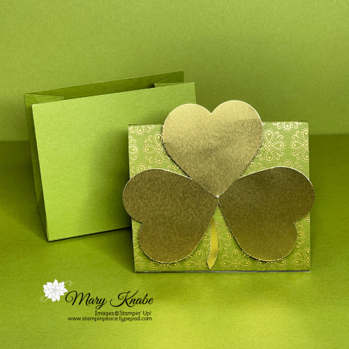Heart Punch Pack & Ornate Garden Specialty Designer Series Paper